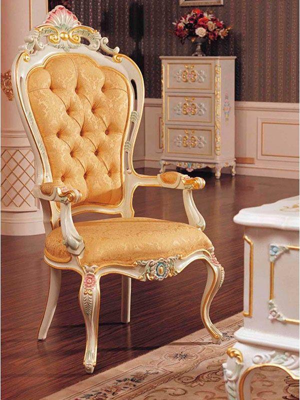 Как сделать кресло в стиле барокко