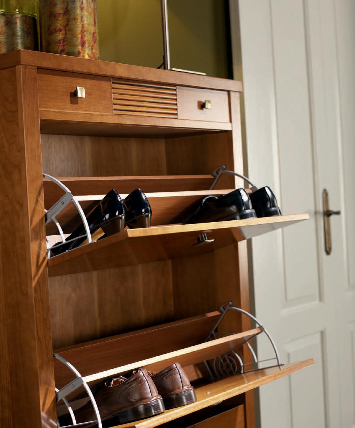 Шкаф для обуви panamar 543.000.p в мебельных салонах le tabo.