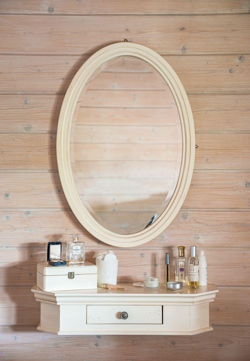 Зеркало 'leontina' st9333 беж
